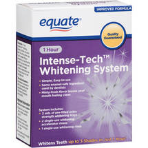 Equate Intense-Tech Teeth Whitening System
