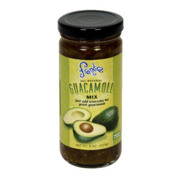 Frontera All Natural Guacamole Mix