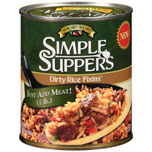 Margaret Holmes Simple Suppers Dirty Rice Fixins' Mix