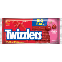 Twizzlers Cherry Pull-N-Peel Candy
