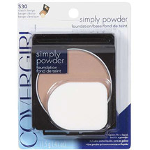 CoverGirl Simply Powder Foundation Classic Beige 530