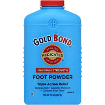 Gold Bond Maximum Strength Foot Powder