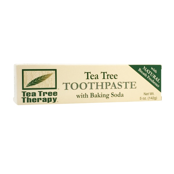Tea Tree Therapy Tea Tree Toothpaste with Baking Soda