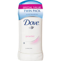 DOVE Antiperspirant Deodorant Invisible Solid Powder