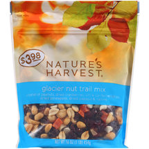 Nature's Harvest Glacier Nut Trail Mix