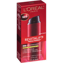 L'Oreal Paris RevitaLift Triple Power Day Lotion Moisturizer