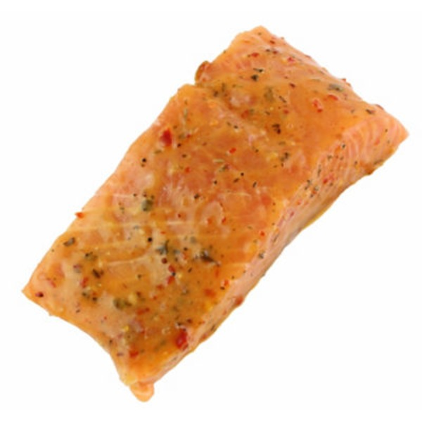 Central Market Honey Orange Habanero Salmon