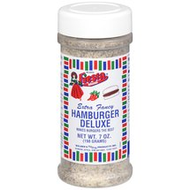Fiesta Brand Hamburger Deluxe Seasoning