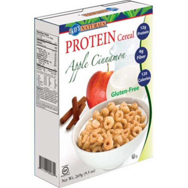 Kays Naturals Apple Cinnamon Protein Cereal