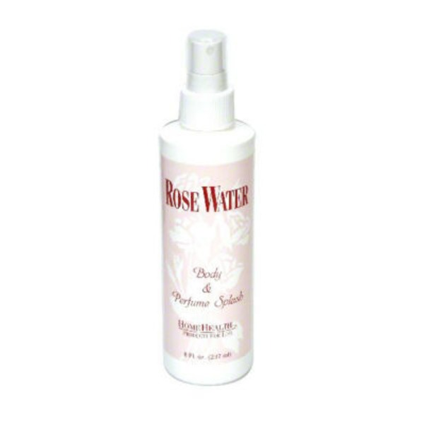 Home Health Rosewater Body & Perfume Splash