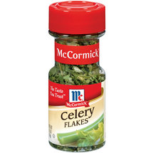 McCormick Specialty Herbs And Spices Celery flakes