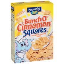 Hospitality Bunch O' Cinnamon Squares Cereal