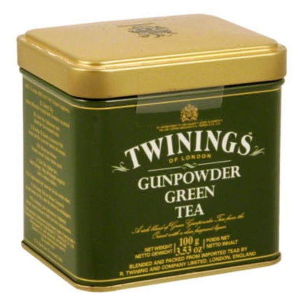 Twinings Gunpowder Green Tea Loose Tea