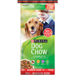 Purina Dog Chow Complete Dog Food Bonus Size