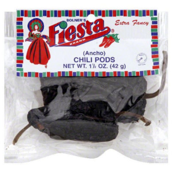Fiesta Extra Fancy Chili Pods