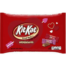 Kit Kat Milk Chocolate Miniatures Valentine's Candy