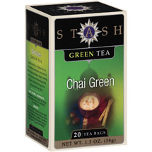 Stash Chai Green Green Tea Bags