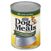 Hill Country Fare Dog Meals Dog Food with Lamb And Rice