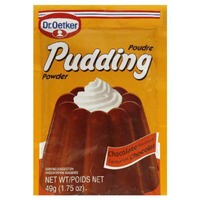Dr. Oetker Pudding Powder, Chocolate
