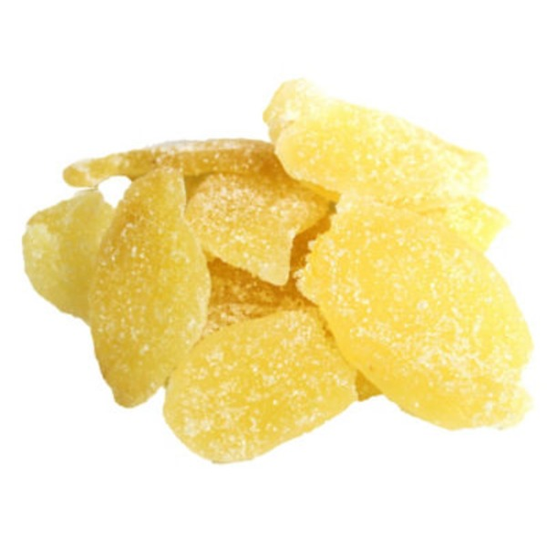 Sunrise Natural Foods Candied Ginger, Bulk