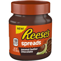 Reese's Spreads Peanut Butter Chocolate Spread