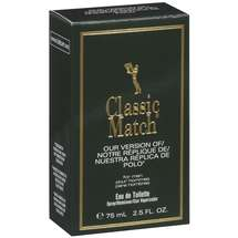 Classic Match Eau De Toilette For Men Spray Perfume Our Version Of Polo Blue