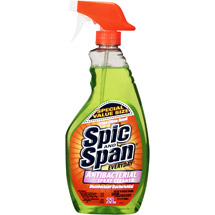 Spic and Span Antibacterial Spray