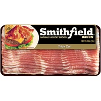 Smithfield Naturally Hickory Smoked Thick Cut Bacon