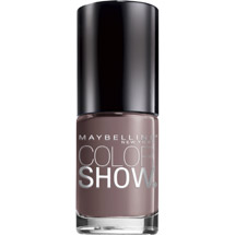 Maybelline Color Show Nail Lacquer Mauve In Manhattan