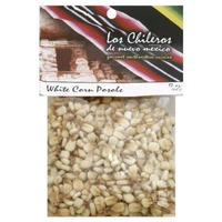 Los Chileros White Corn Posole