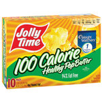 Jolly Time 100 Calorie Healthy Pop Butter Microwave Pop Corn