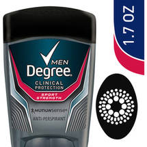 Degree Men Clinical Sport Strength Antiperspirant & Deodorant