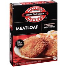 Boston Market Home Style Meals Meatloaf