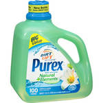 Purex Natural Elements Ultra Concentrate Linen & Lilies Laundry Detergent