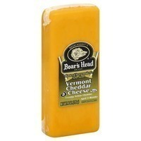 Boar's Head Vermont Cheddar Yellow Cheese