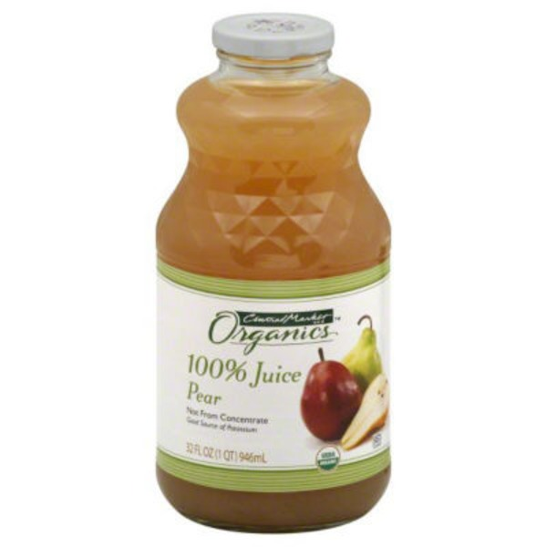 Central Market 100% Pear Juice Not From Concentrate