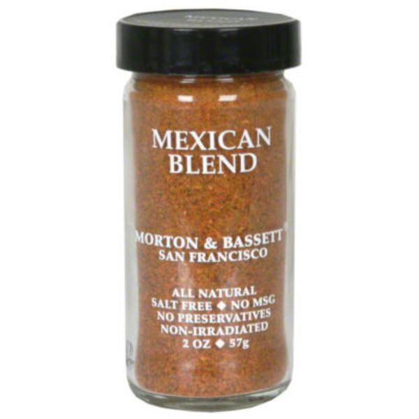 Morton & Bassett Spices Mexican Blend