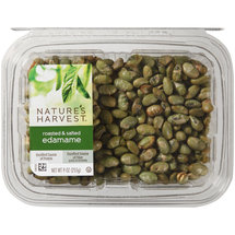 Nature's Harvest Roasted & Salted Edamame