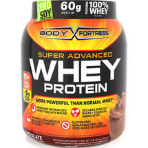 Body Fortress Super Advanced Whey Protein Powder Chocolate