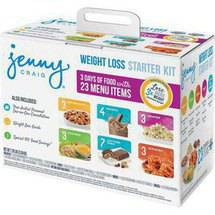 Jenny Craig Weight Loss Starter Kit
