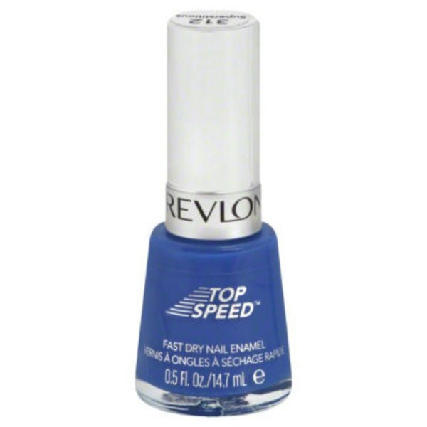 Revlon Top Speed Nail Enamel - Superstitious 312
