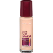 Maybelline Instant Age Rewind Liquid Foundation Creamy Natural