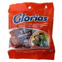 Glorias Goat Milk and Pecan Candy