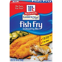 Golden Dipt Fish Fry Seafood Fry Mix