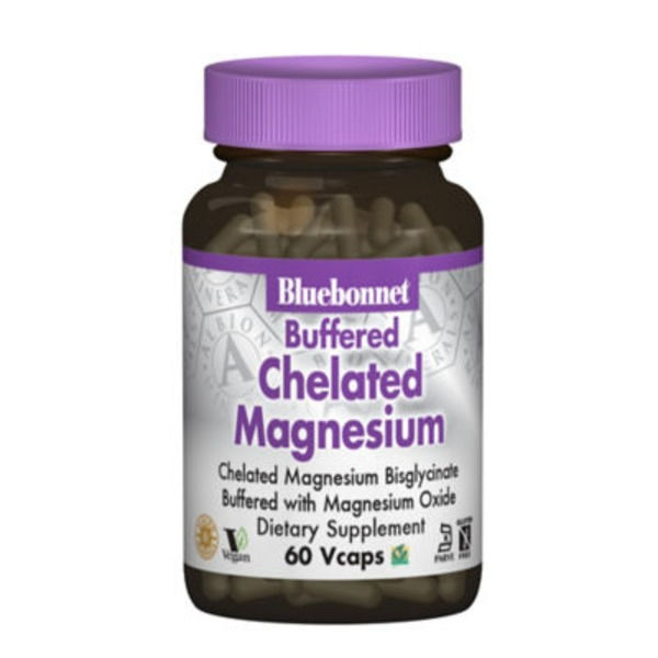 Bluebonnet Nutrition Magnesium Chelated 200mg