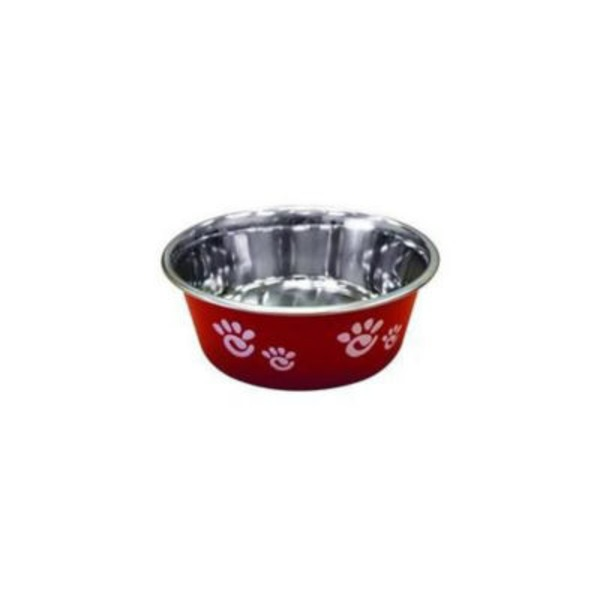 Spot Matte Raspberry 32 Oz Bowl