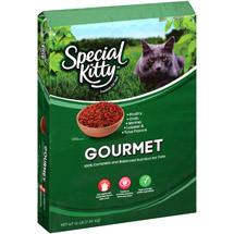 Special Kitty Premium Gourmet Cat Food