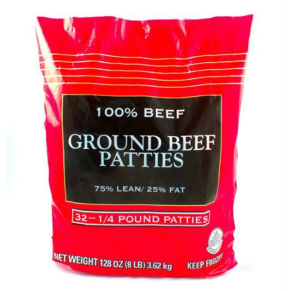 Lac Brome 100% Pure Beef Patties