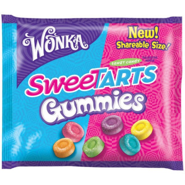 Wonka SweeTarts Gummies Tangy Candy In A Shareable Size
