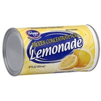 Kroger Frozen Lemonade Concentrate